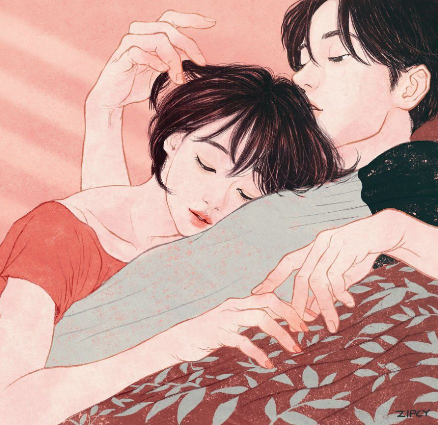 Meet the South Korean Artist Who Turned Romance into ...