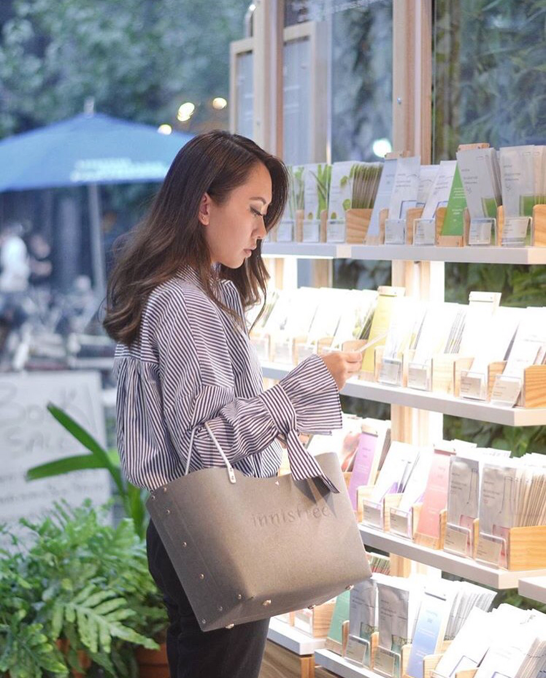 Popular Korean Skincare Brand Opens First Store in the U S