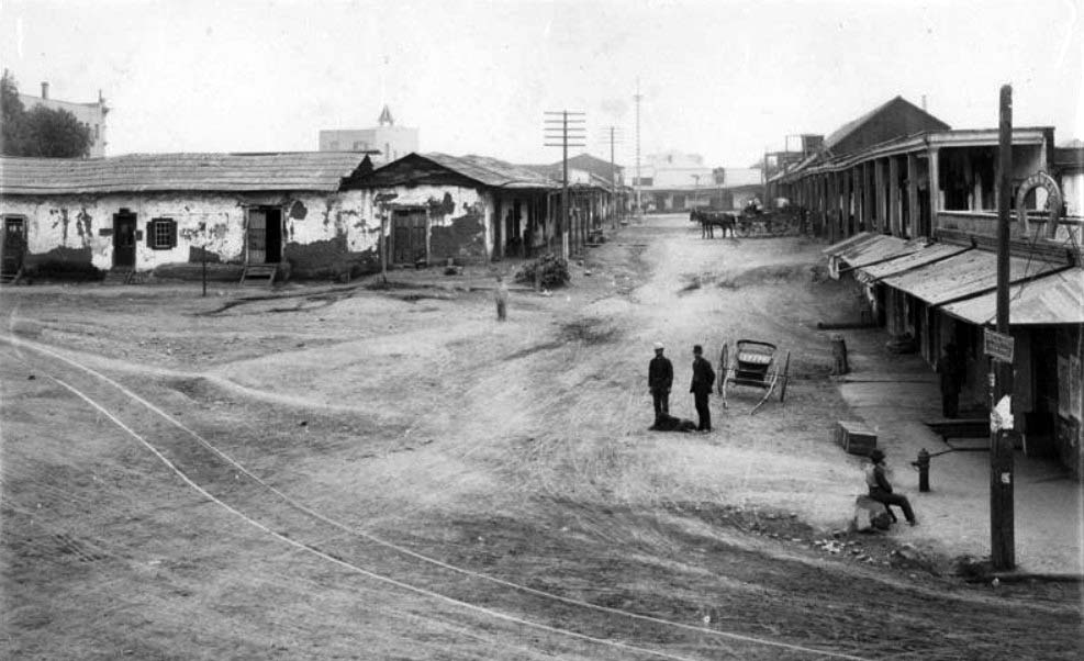 negro alley los angeles chinese massacre 1871