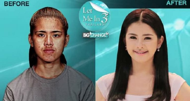 Thai Vendor Bullied For Her Looks Gets Extreme Makeover on