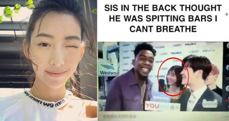 That Awkward Moment When a Chinese Host Thinks Desiigner is