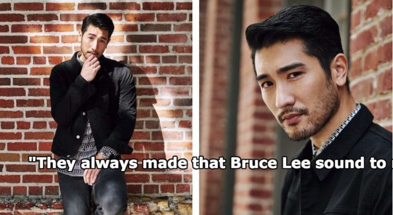 Godfrey Gao: How the Asian Prince Charming Tackled Racism