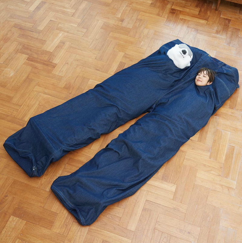sleeping bags that are also pants