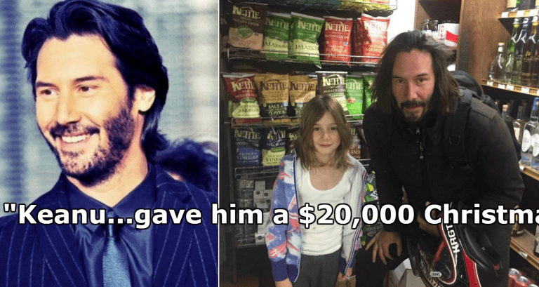 12 Keanu Reeves Stories That Prove He's a Living Legend