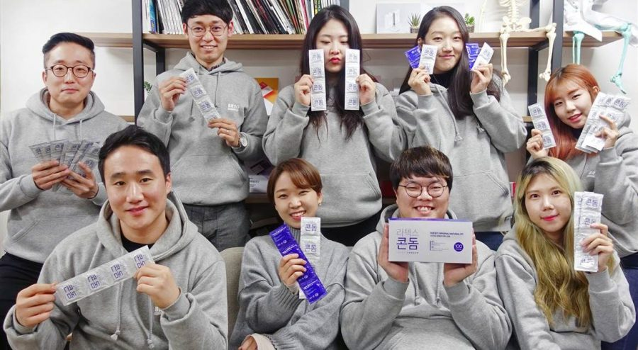 pyeongchang condoms