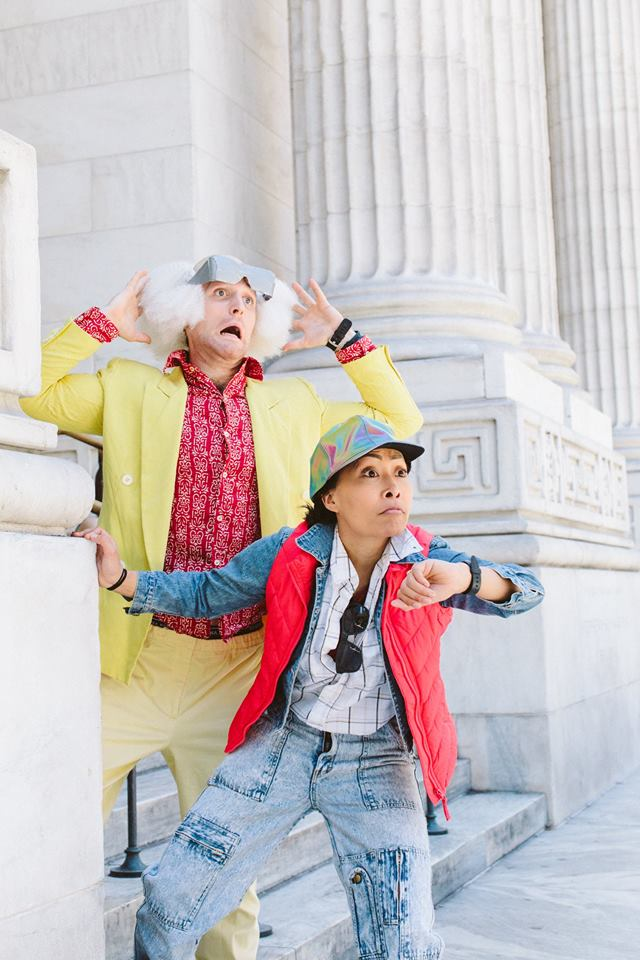 Back to the Future Cosplay