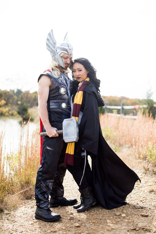 Thor Harry Potter Cosplay