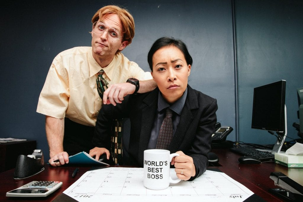 the office cosplay