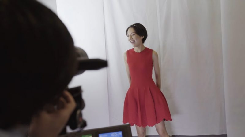 Chinese Actress Turned into a Digital Human Because
