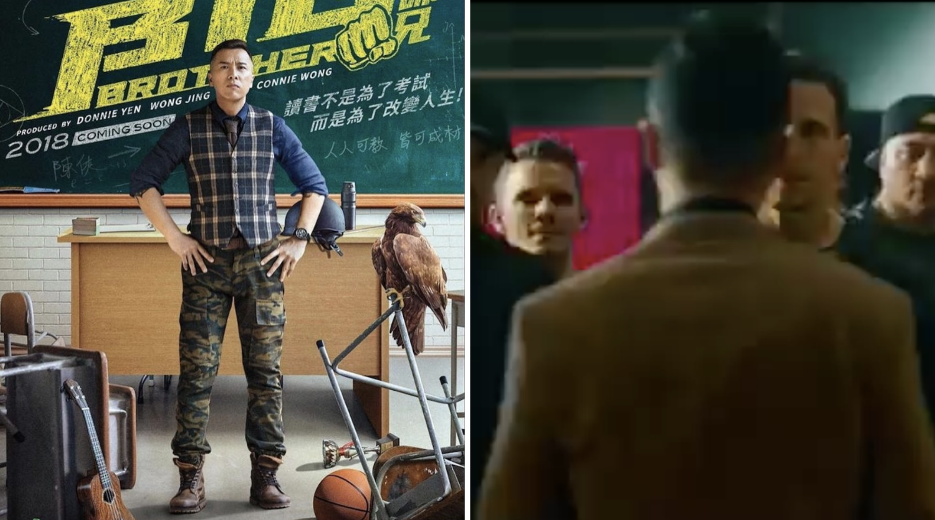 Donnie Yen is a Badass Teacher Who Fights MMA Fighters To Save His Student in New Film
