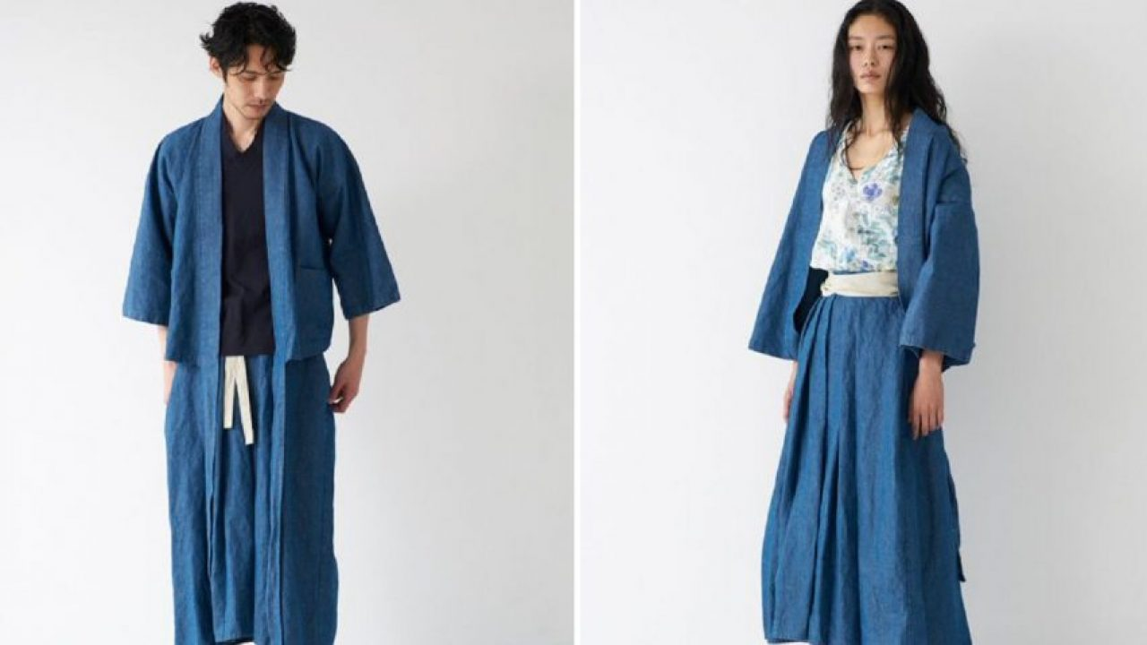Samurai Clothes Designed For Modern Fashion Is What You Need In Your Wardrobe Right Now