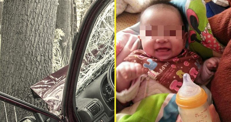 Baby Born in China 4 Years After His Parents Die in Car Accident