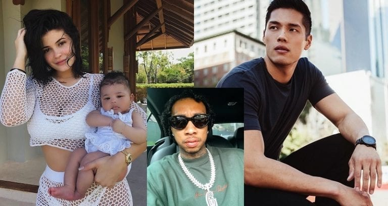 Tyga Agrees That Kylie Jenner's Bodyguard Tim Chung is Her