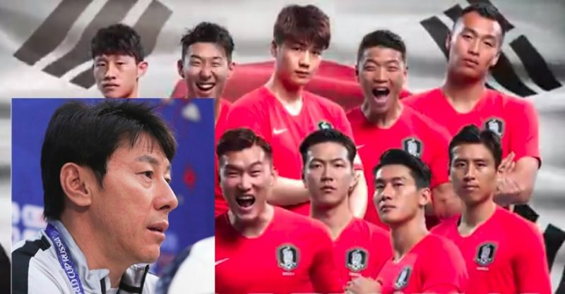 1c9d2bf7b World Cup: South Korea Admits Training Stunt is Because 'Europeans' Can't  Tell Asians Apart