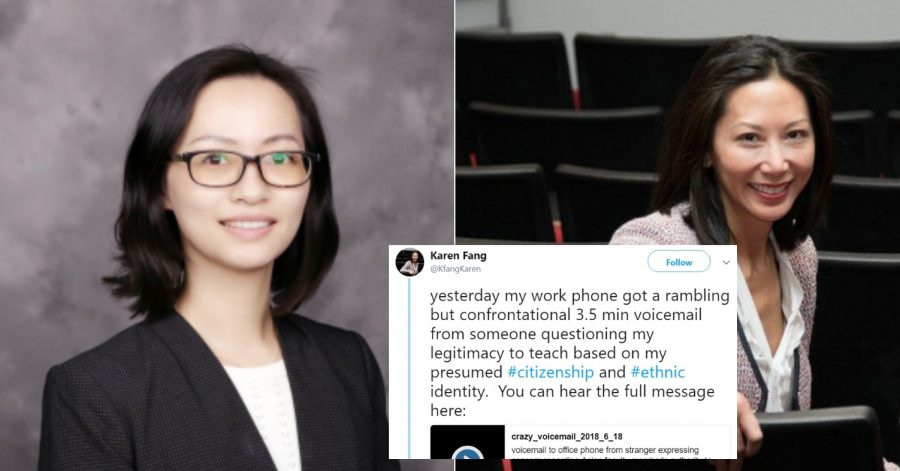 Chinese Professor at University of Houston Targeted With Racist Voicemail Questioning Her Loyalty to America
