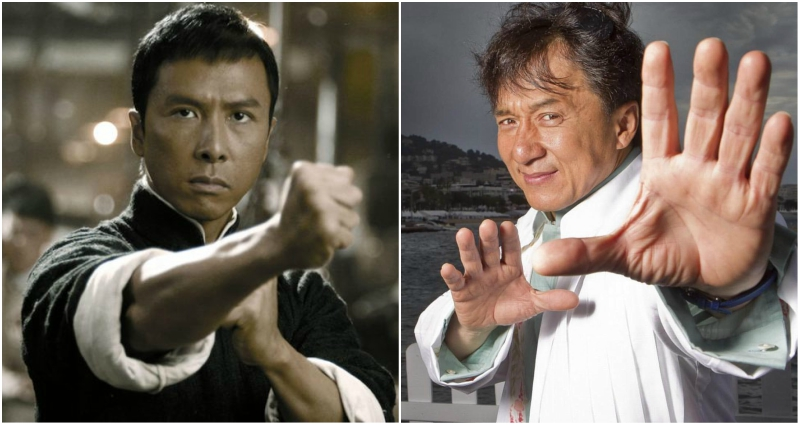 Donnie Yen is Fighting Jackie Chan in 'Ip Man 4'