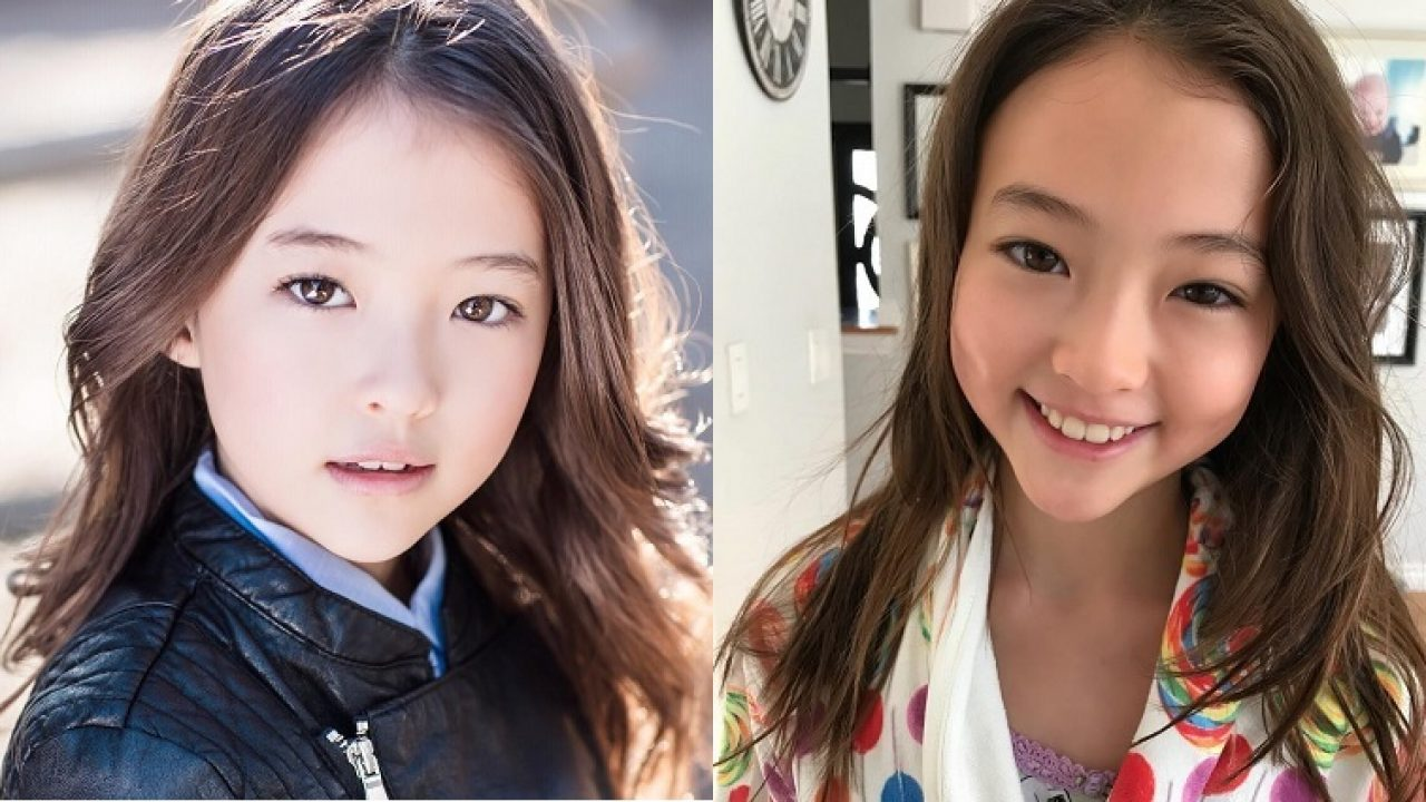 Korean American Child Model Signs With YG, Will Most Likely Become a