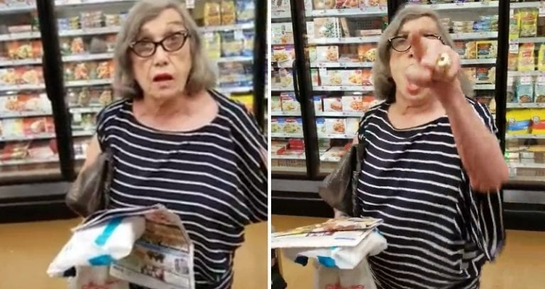 Black Man Confronts Racist Woman Complaining About Asians at