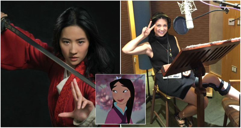 Actress Ming-Na Wen Teases Cameo in Disney's Live-Action 'Mulan'