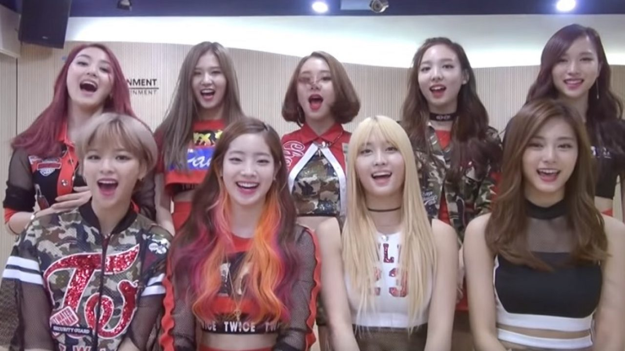 K-Pop Group TWICE Finally Allowed to Date People After 3-Year Dating Ban