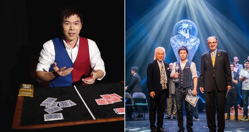 chinese magician