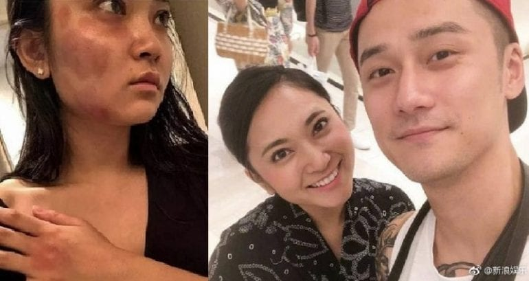 Japanese Model Claims Chinese Actor Ex-Boyfriend K‌ic‌ke‌d Her