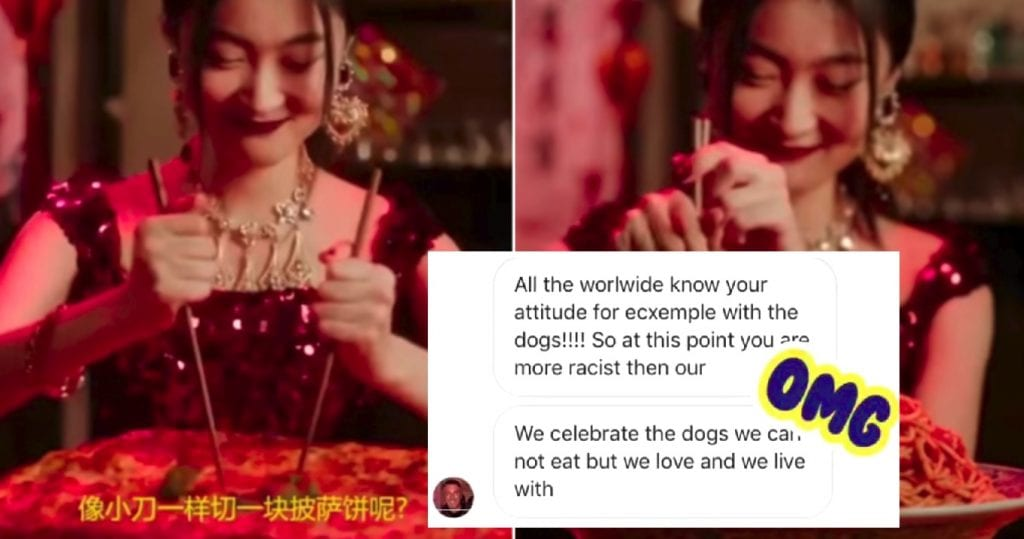 9c62430335d Dolce & Gabbana Cancels China Show After Racist Ads and Instagram DMs From  Founder's Account