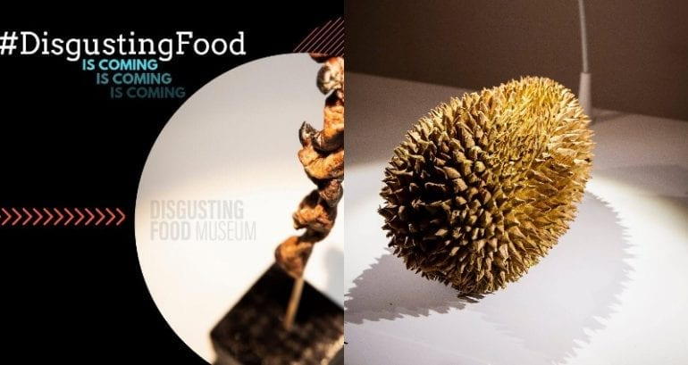 Sweden's Disgusting Food Museum Features A LOT of Asian Foods