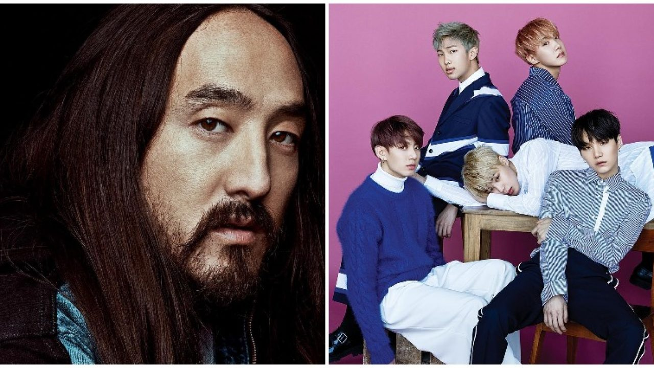 Why Steve Aoki Thinks BTS is This Generation's Bruce Lee