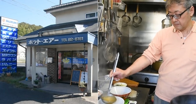 Used Car Dealership in Japan Gets Michelin Recognition for Its Ramen