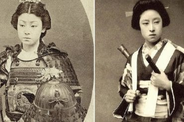 samurai women