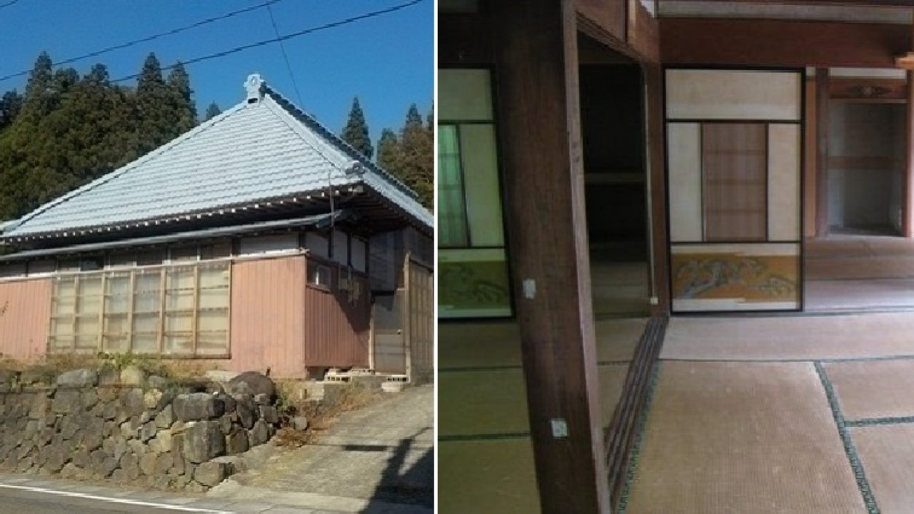 Japan is Now Giving Abandoned Houses Away for Free