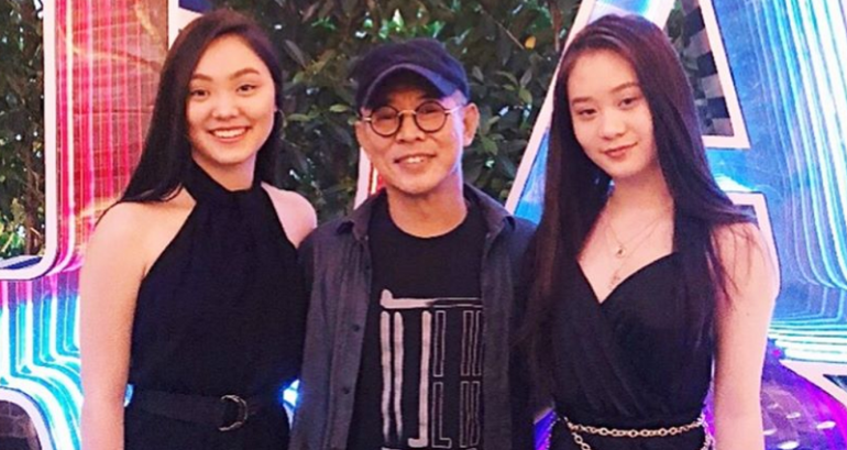 jet li daughters