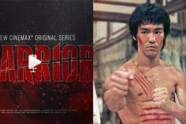 warrior bruce lee