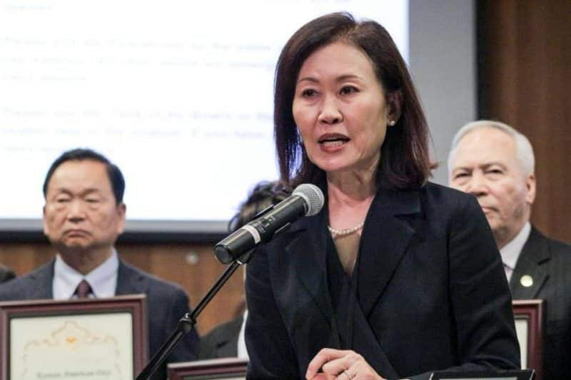 A South Korean immigrant was selected to lead a panel that advises President Donald Trump on issues related to Asian Americans earlier this month.