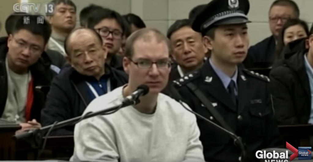China Sentences Canadian Man to Death For Allegedly Trying to Smuggle 500 Pounds of Meth