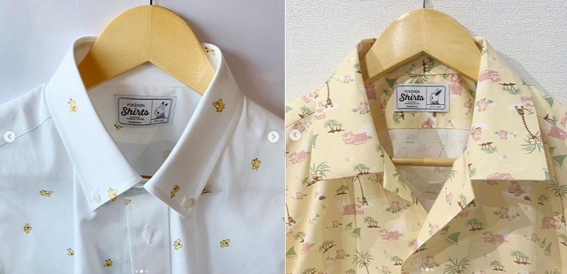 """A new line of trendy office attire from Japan lets true Pokémon fans wear their favorite characters with pride while still dressing up like an """"adult."""""""