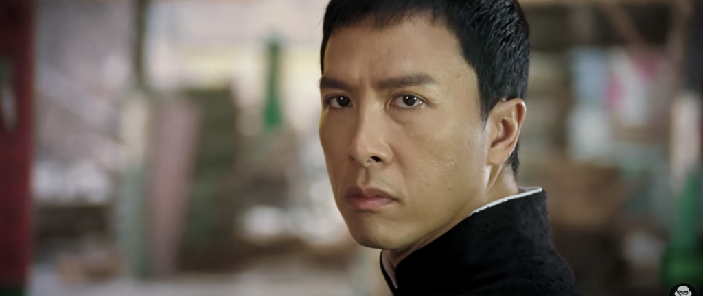 Donnie Yen Previews 'Ip Man 4' With Epic #10YearChallenge Post