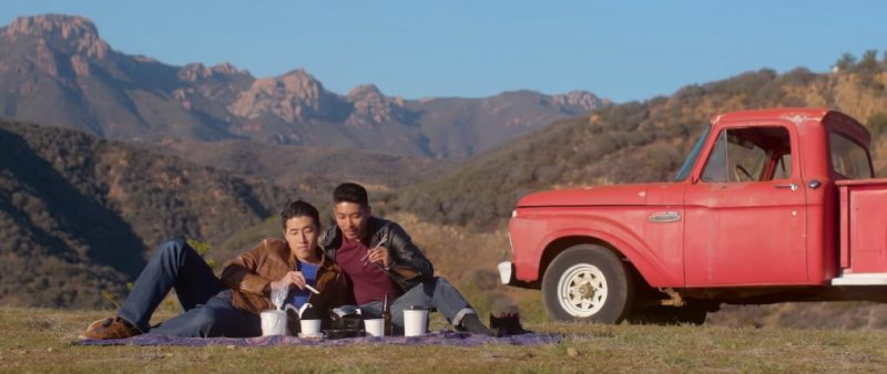 A Filipino-Korean writer, actor and musician from Ohio is the star of a new music video that hilariously weaves gay culture, Asian stereotypes and country music altogether.