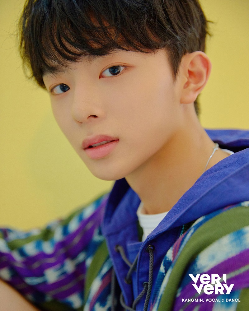 Meet Kangmin, one of the members of VERIVERY, a new K-Pop group under JellyFish Entertainment.