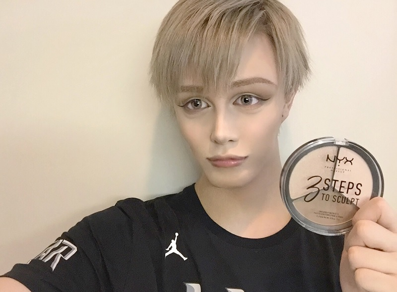 Masashi Kuwata, the son of former Japanese professional baseball player Masumi Kuwata, is gaining attention online for his transformation from being a young Japanese man to a living doll.