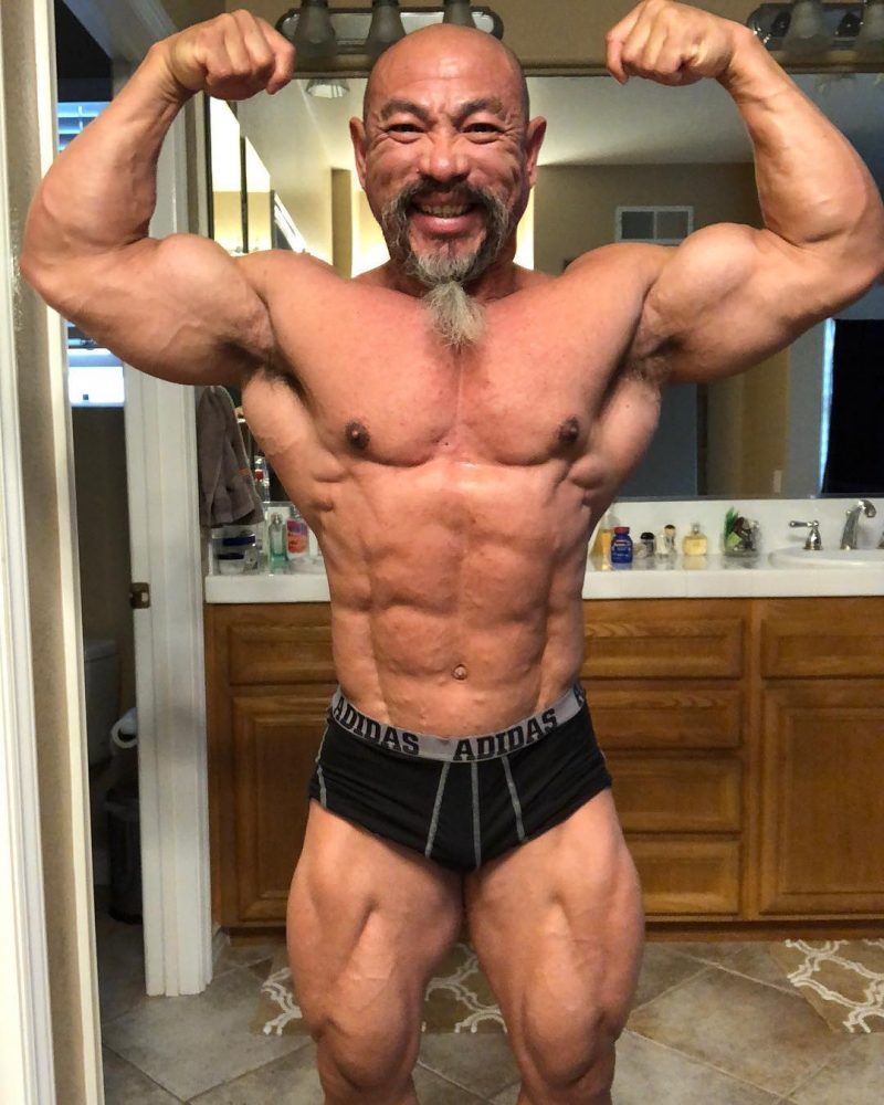 Meet The Real-life Master Roshi, a 55-Year-Old Vietnamese American Man