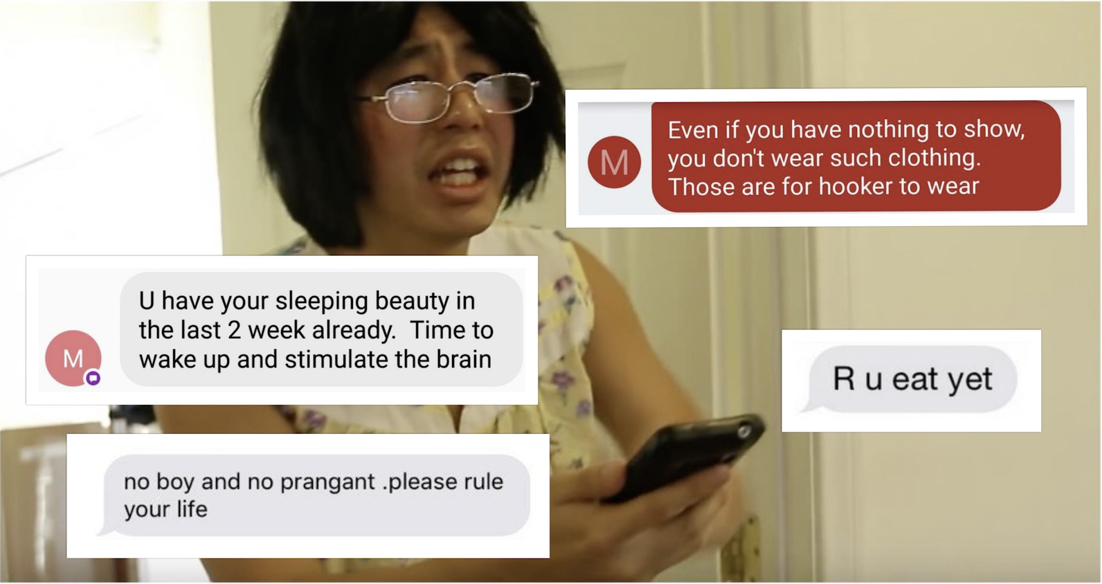 Asian why strict so are parents Anyone's Asian