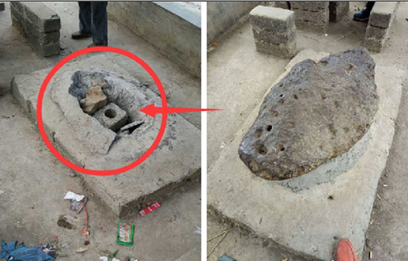 Police have arrested the culprits behind the theft of the largest meteorite to ever land in the southwestern region of Guanxi, China, an artifact that is deemed to be Beilai village's most prized possession.