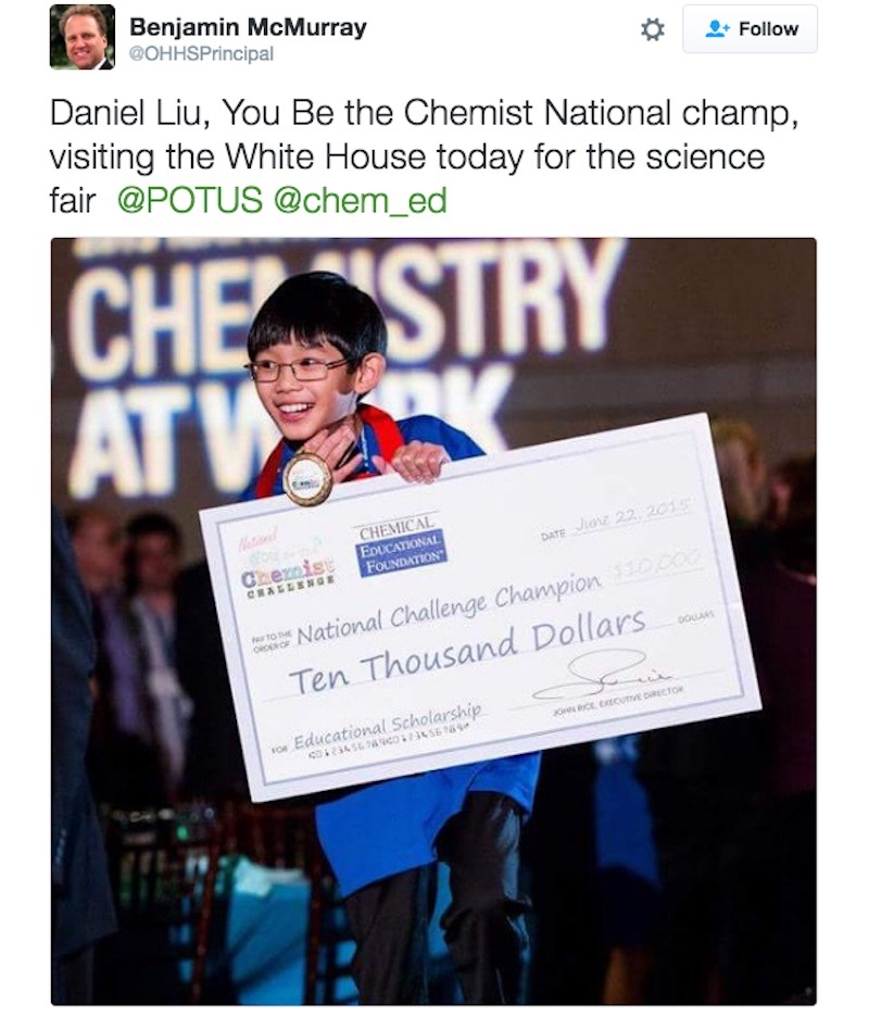 [Edited/SEO] Kid Genius Who Went Viral For Helping Older College Classmates is Already a Published Researcher at 13