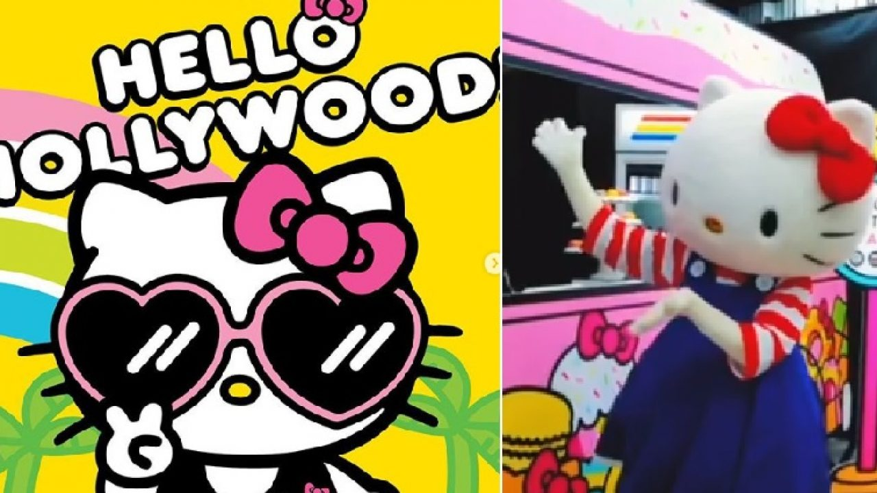 3ca9ef4a8 Warner Bros. is Making a 'Hello Kitty' Movie