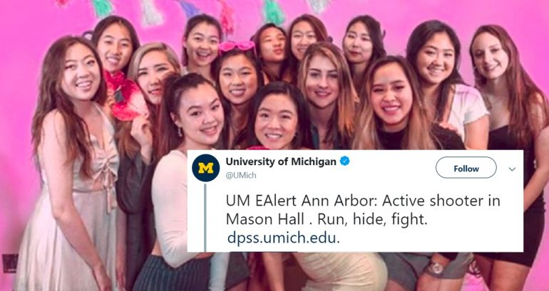 Sorority's Balloon-Popping Party Sparks Active-Shooter Alert