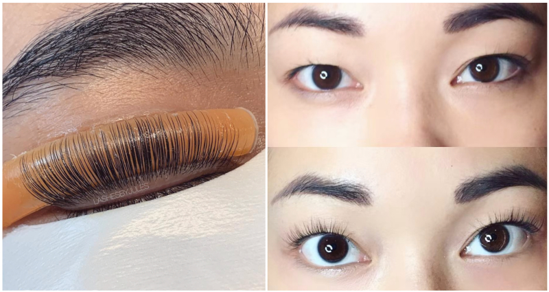 Lash Perms for Asian Eyes: How Do They Work and Are They
