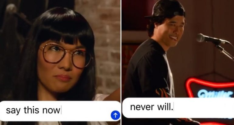 Ali Wong Posted a Teaser For Her New Netflix Rom-Com With
