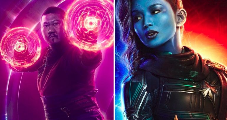 The ULTIMATE List of Every Asian Character in the Marvel